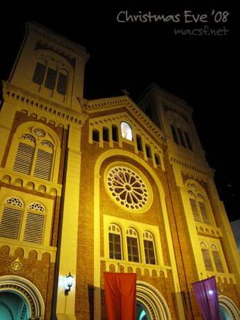 Christmas Eve at Assumption Cathedral / 02