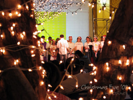 Christmas Eve at Assumption Cathedral / 03