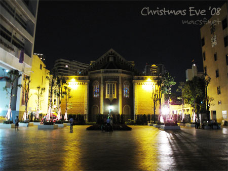 Christmas Eve at Assumption Cathedral / 04