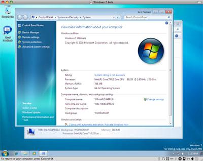 Windows 7 / 01