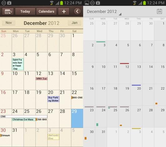 S-Planner & Google Calendar
